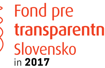 How was 2017 for the Fund for Transparent Slovakia?