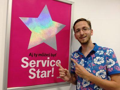 SERVICE STAR: V Telekome oceňujú kolegovia kolegov