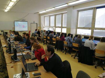 Rozvoj digitálnych zručností na základných školách
