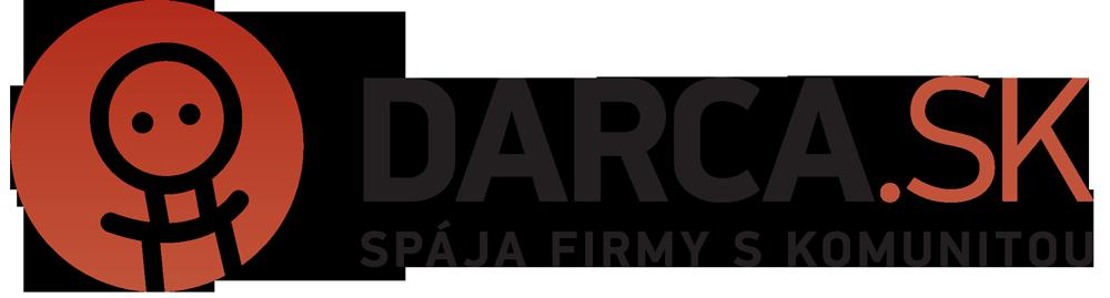 Darca.sk – Spája firmy s komunitou logo
