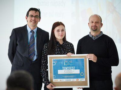 Druhý ročník programu iNOVEum pre biznis nápady stredoškolákov