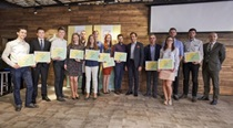 AXA Nadačný fond podporil mladých slovenských vedcov. Ich projekty môžu zmeniť svet
