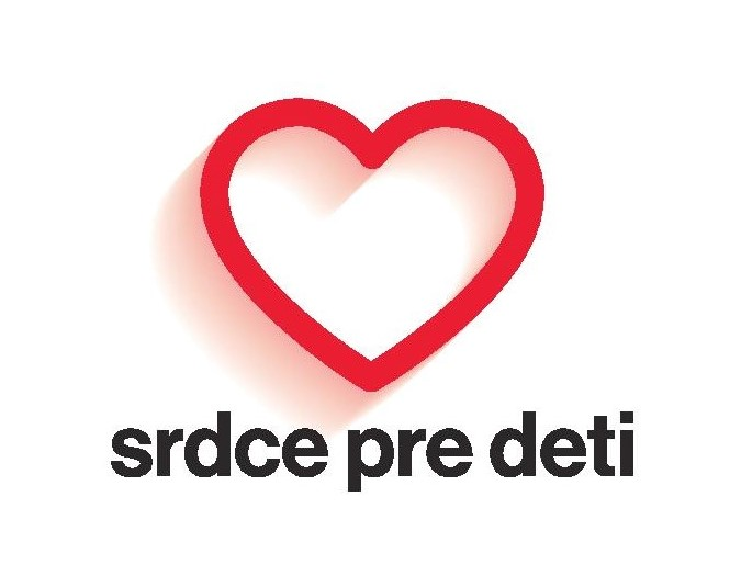 Srdce pre deti logo