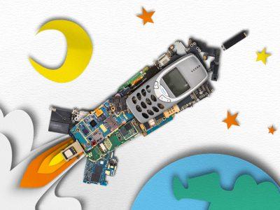 Orange vyzbieral už viac ako 304 000 nepotrebných telefónov. Motivuje zákazníkov rozmýšľať zodpovedne