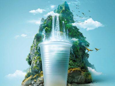 Kaufland dáva stopku jednorazovým plastovým pohárom