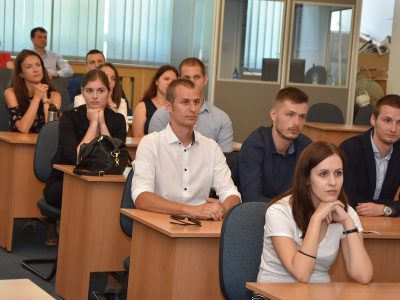 V U. S. Steel Košice sa začal devätnásty ročník Letnej stáže 2019