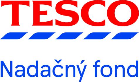 Nadačný fond Tesco logo