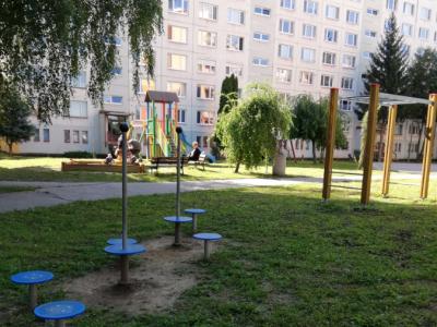 Deti z Lučenca sa potešili novým ihriskám
