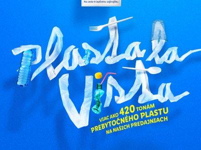 Lidl ďalej obmedzuje používanie plastov, ročne šetrí stovky ton
