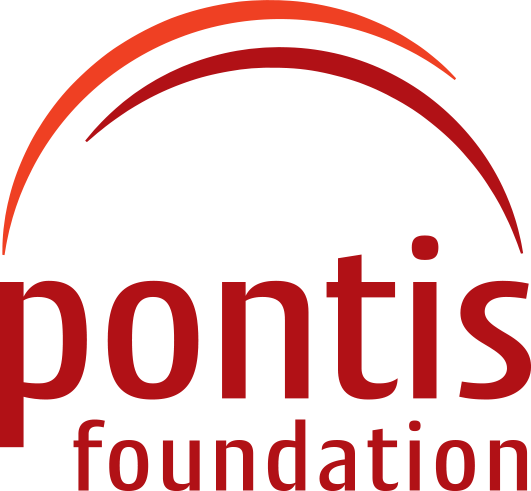 The LGBT+ Community Support Fund at the Pontis Foundation logo