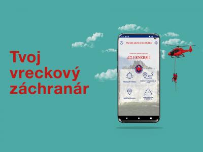 Horská záchranná služba prichádza s novou aplikáciou, pomoc si privoláte jediným klikom a ak sa nevrátite z túry, vyberú sa vás hľadať