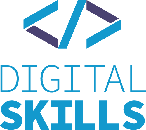 Digital skills logo