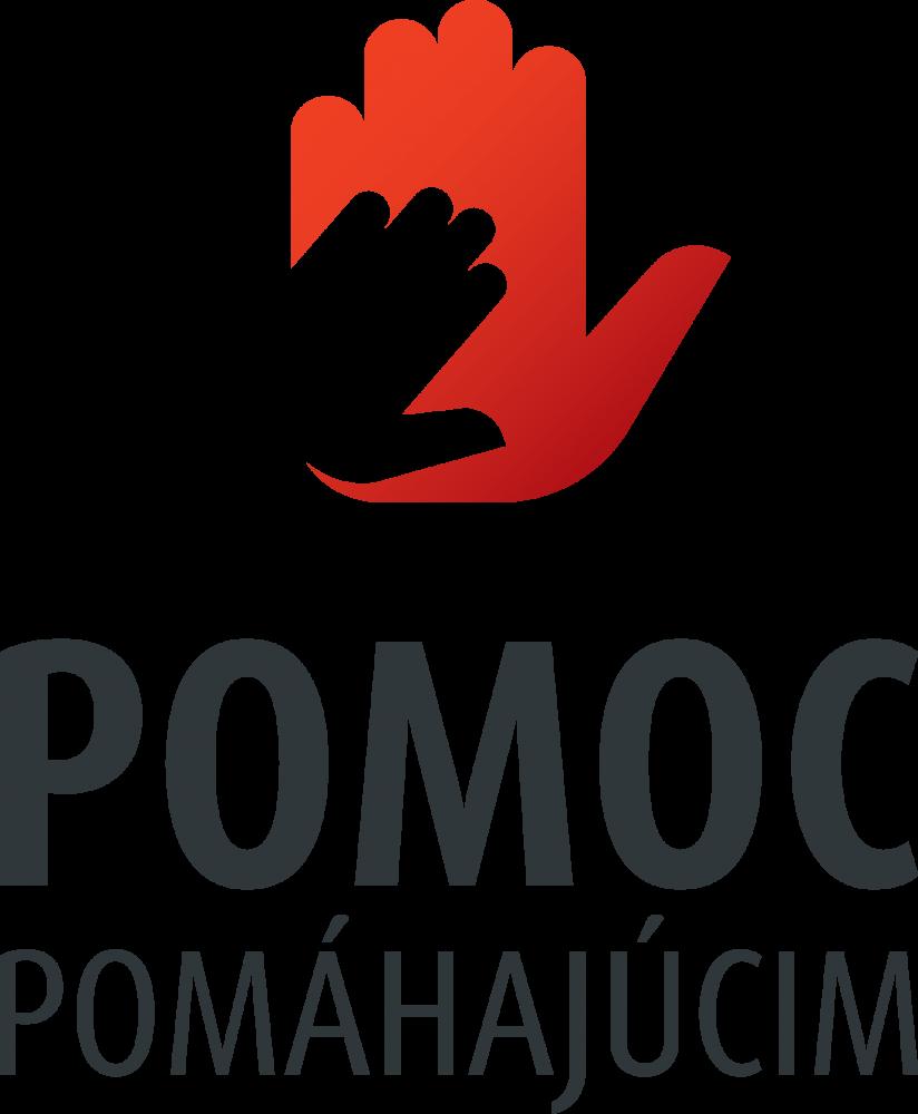 Pomoc pomáhajúcim logo