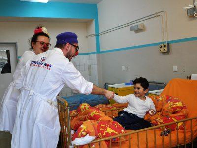 Vďaka Skills to Succeed 2019 humor lieči aj v slovenských nemocniciach