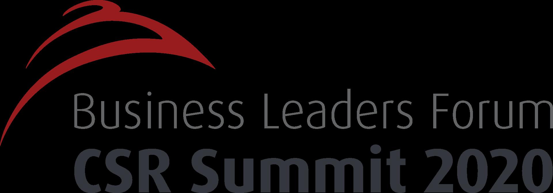 BLF CSR Summit logo