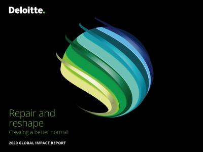 Deloitte vydal Impact Report za rok 2020