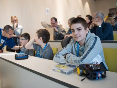 We supported 243 schools with grants for purchasing micro:bits