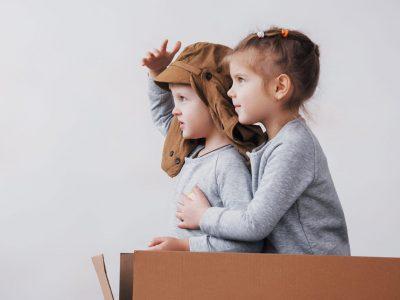Filantropia v detskej izbe: Ako viesť deti ku konaniu dobra