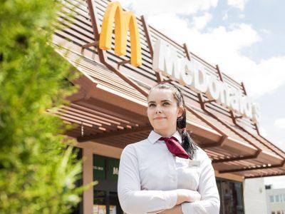Najzamestnávateľ roka patrí po tretíkrát po sebe spoločnosti McDonald's