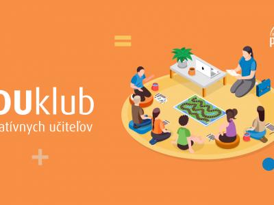 Zakladáme EDUklub inovatívnych učiteľov