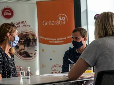 We are launching the call for applications for the Generation 3.0 programme 2021
