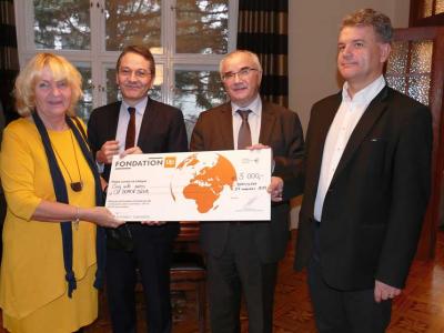 Spoločnosť Up Slovensko podporuje krízové centrum Dúha