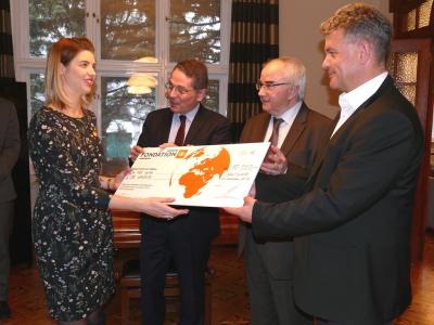 Spoločnosť Up Slovensko dlhodobo podporuje OZ Vagus