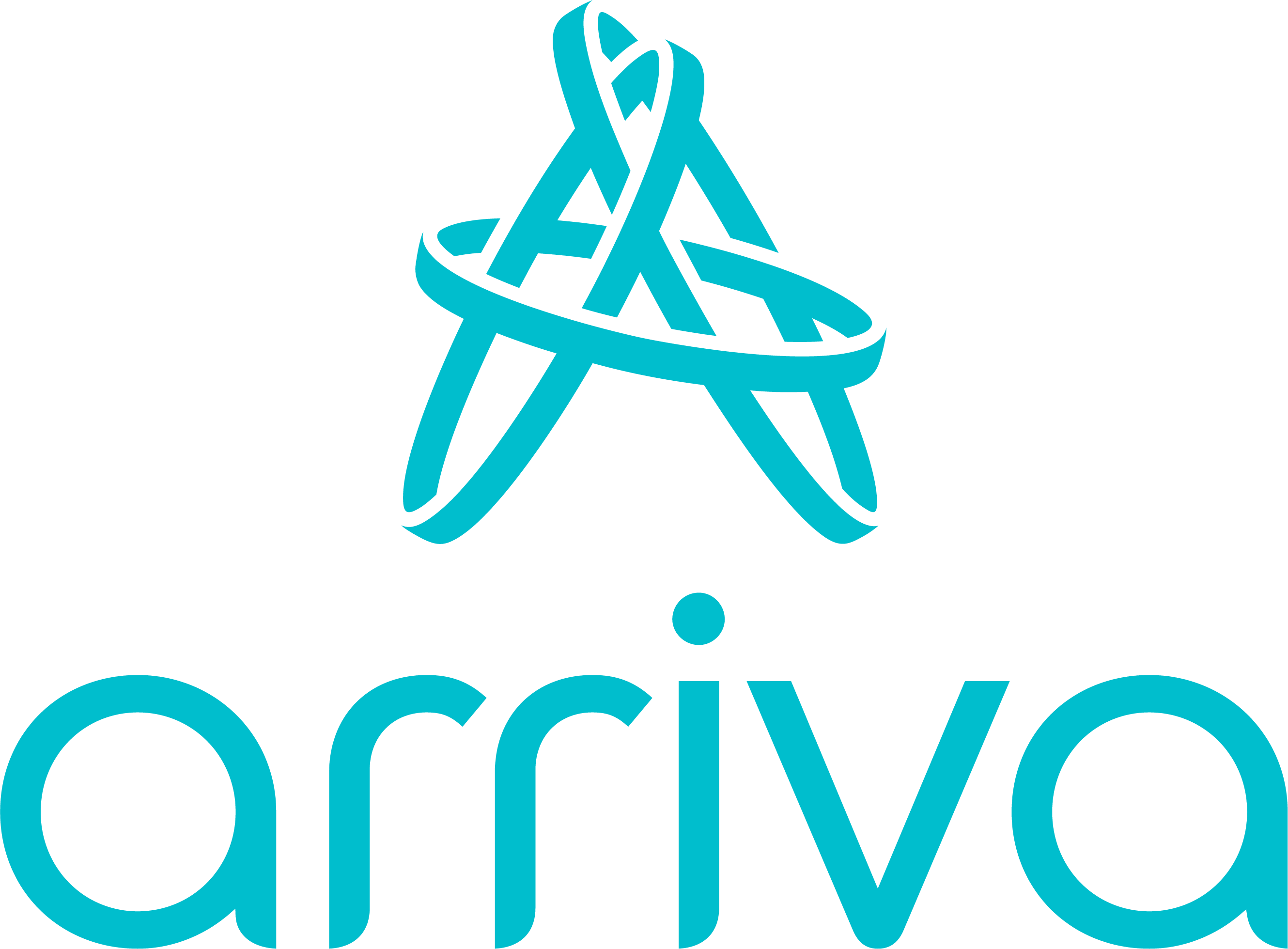 Nadačný fond Arriva logo