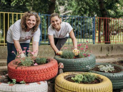 Bylinková záhradka či sadenie stromov. Hornbach radí, ako sa pripraviť na Naše Mesto
