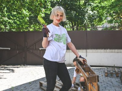 Viac ako 5000 dobrovoľníkov vylepšilo Slovensko. Ako vyzeralo Naše Mesto 2021?