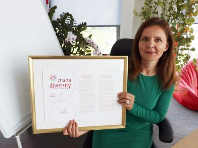 Generali sa stala signatárom Charty diverzity