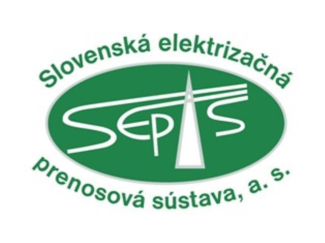 Nadačný fond Slovenská elektrizačná prenosová sústava logo