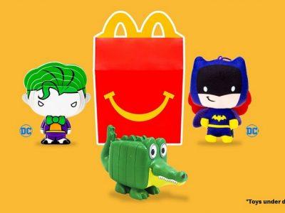 Budúcnosť hračiek z Happy Meal je o udržateľnosti a šetrnom prístupe k životnému prostrediu