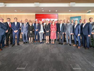 Pandemická doba potrebuje odvážnych lídrov, hovoria CEOs firiem z Business Leaders Forum